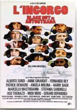 Dvd L'Ingorgo - black out in autostrada di Luigi Comencini 1979 Usato