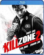 Kill Zone 2 aka SPL 2(2016, Blu-ray)(WGU01690B)Tony Jaa English Dub & Subtitles