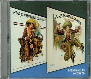 PURE PRAIRIE LEAGUE - Pure prairie league/Bustin' out CDA 2006 - UK Country Rock