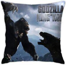 Godzilla Vs. Kong Soft Square Pillow Case Cushion Cover Home Sofa Decorative bed