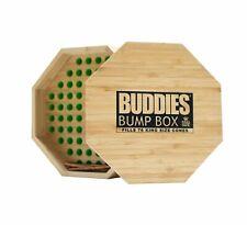 BUDDIES Bump Boîte Réservoir 76 King Cônes en Bois Remplissage Machine Chargeur