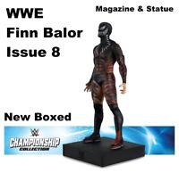 WWE Championship Figurine Collection: WWE Finn Balor Magazine & Statue Issue 8