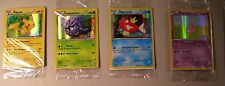 "8 Toys""R""Us Sealed Cards 20th Anniv.GENERATIONS FULL FRENCH SET SEALED MINT!"