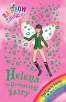 Helena the Horseriding Fairy (Rainbow Magic) by Daisy Meadows, Good Used Book (P