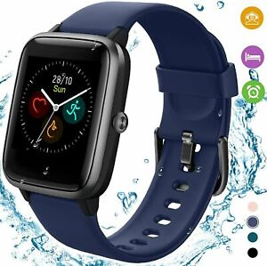 Smartwatch Fitness Heart Rate, Activity Tracker, Step, Sleep High-End Fitness