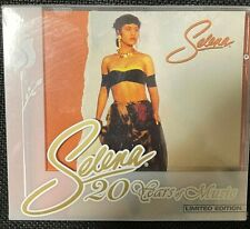Selena Y Los Dinos – Selena  - CD USA 724354083921 - SEALED MINT NEW