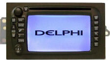 GM Delco BOSE Non-Lux navigation CD DVD radio. In-dash nav GPS stereo. Non-touch