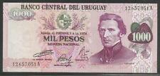 Uruguay P-52 1000 Pesos 1974 Unc