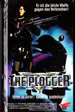 """VHS - FSK 18 - """" The PLOGGER ( Super Force ) TV-Pilot """" (1990) - Ken Olandt"""