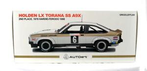 Autoart 1/18 Scale Holden LX Torana SS A9X 1978 Hardie-Ferodo 1000 #6