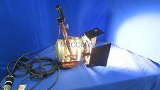 "Mole Richardson Type 3081 Molequartz 1000W 6"" Cool Redhead Solar Spot-Light"