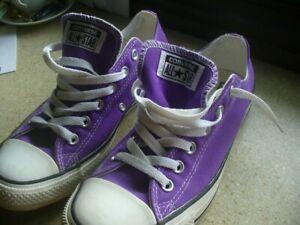Converse All Star Purple size 7 men All Star