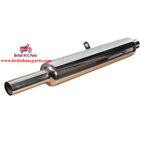 BSA Chrome Heat Shield 42-2699
