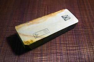 *Rare* Japanese Natural Whetstone Kakiyama Tomae Hard Koppa 686g from Kyoto