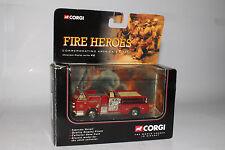 CORGI FIRE HEROES CS90010 AMERICAN LA FRANCE BETHPAGE FIRE DEPARTMENT, FIRETRUCK