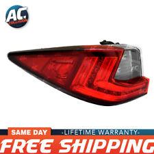 11-6882-00-1 Tail Light Left for 16-19 Lexus RX350/RX450h / 2019 RX350L/RX450hL