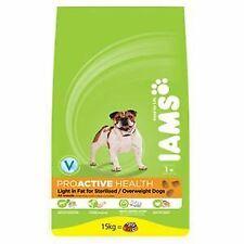 Iams Vitality Light in fat Dog food Fresh chicken 12kg - 190259
