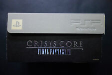 CONSOLE PSP FINAL FANTASY CRISIS CORE Limited Edition JAPAN Very.Good.Condition