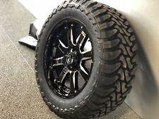 Black Rhino 20x9 Wheels & Tyres Ford Ranger L200 Dmax Hilux  Jap 6 Stud