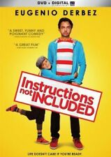 Instructions Not Included (2013)Eugenio Derbez  New Dvd