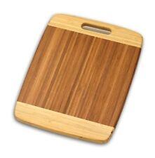 "Grunwerg Small 100% Bamboo Chopping Cutting Board 9"" x 12"" Dishwasher Safe"