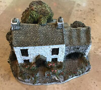 Brecon Bach Lilliput Lane Miniature English Cottage Handmade in the UK Rare