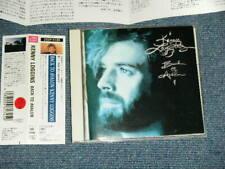 KENNY LOGGINS Japan 1988 25DP-5188 NM CD+Obi BACK TO AVALON