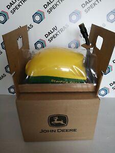 John Deere StarFire 6000 GPS receiver globe
