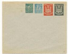 Germany 1923 PPO Private Order Combination Postal Stationery Envelope H&G #90 Mi