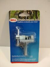 """Bell, Chain Repair Kit lengthen or shorten your chain, for use on 1/2""""x 1/8"""""""