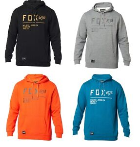 Fox Racing Mens Non Stop Pull Over Hoddie Pullover Hoody MX ATV Moto 23901