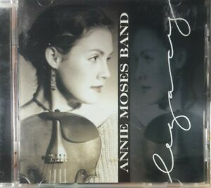 (Autographed / Signed) Legacy by Annie Moses Band CD 2002 Annie Moses Classical