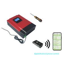 60A MPPT Solar Charge Controller 12V/24V/36V/48V Battery Regulator With WIFI APP
