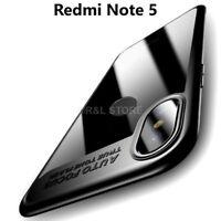COVER per Xiaomi Redmi Note 5 CUSTODIA BUMPER TPU ORIGINALE Shockproof SLIM Case
