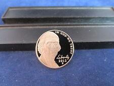 2012-S Jefferson Nickel Deep Cameo Mirror Proof Upper Grading Ranges