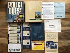 Police Quest 2 - Sierra (PC / Big Box)