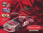 KURT BUSCH autographed 8x11 color photo          AWESOME NASCAR DRIVER