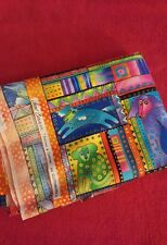 """1 1/2 YARDS LAUREL BURCH """"FELINES and CANINES"""" by CLOTHWORKS"""