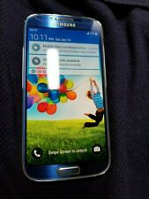 BLUE Samsung Galaxy S4 (Sprint) 16gb FREE SHIPPING
