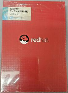 Red Hat Enterprise Linux ES Version 4 v.4 x86 AMD64 EM64T Vintage Media Kit