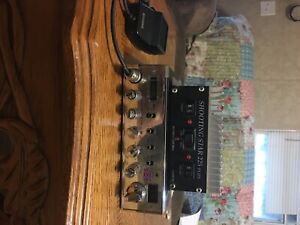 General Lee CB Radio with shooting Star 225 plus amp