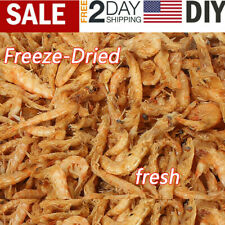 5Lb Krill Freeze Dried Ocean Krill for Tropicals, Marines Cichlids Koi & Turtles