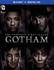 Gotham: The Complete First Series (Blu-ray Disc, 2015, 4-Disc Set, with Digital)