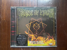 "CRADLE OF FILTH - CD ""Cruelty And The Beast"" + DVD ""Babalon A.D."""
