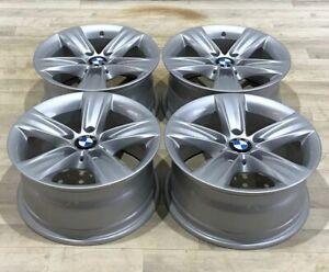 4x Original BMW 3er F30 F31 4er F32 7,5x16 Zoll ET37 Felgen 6796237 391 Alufelge