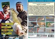 Techniques modernes de la pêche du sandre avec Laurent Jauffret et Marc Dupuy -