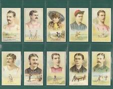 SPORTS - SET OF 50 - KIMBALL ( U.S.A. ) ' CHAMPIONS OF SPORTS' CARDS - REPRINTS
