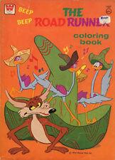 Road Runner coloring book RARE