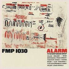 "Peter Brotzmann Group ""Alarm"" cd MINT"