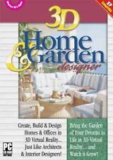 3D Home & Garden Designer - Pc (New & Sealed)